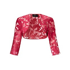 Ariella London - Cherry lori 3/4 sleeve bolero