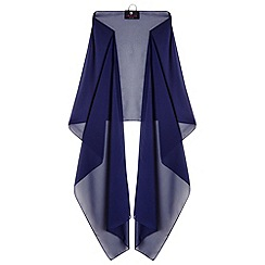 Ariella London - Navy dina stole