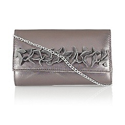 Lotus - Pewter 'Capulet' handbags