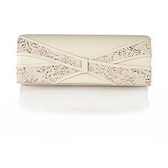 Lotus - Cream 'Priscilla' handbags