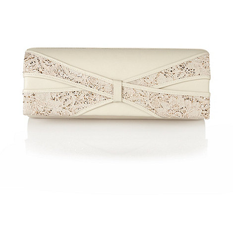 Lotus - Cream +Priscilla+ handbags
