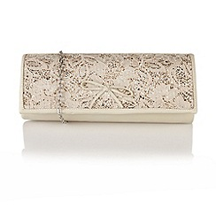 Lotus - Cream 'Maxine' handbags