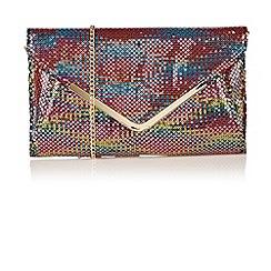 Lotus - Multi sequins 'Catori' handbags