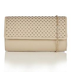 Lotus - Natural leather 'Cellini' matching bag