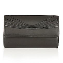Lotus - Black leather 'Zuzanna' matching bag