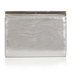 Lotus - Silver shimmer 'Ida' matching bag