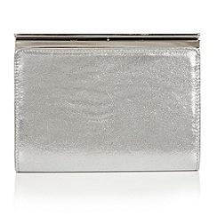 Lotus - Silver shimmer 'Ida' matching bag