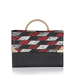 Lotus - Black 'Kadali' matching bag