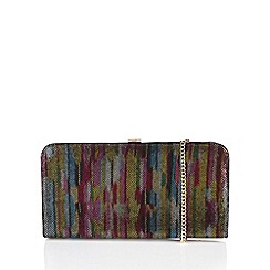 Lotus - Multicoloured leather 'Aimatia' matching bag