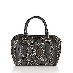 Lotus - Black 'Anfisa' tote bag