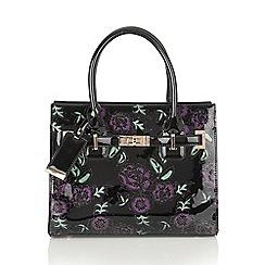 Lotus - Purple 'Elanor' matching tote bag
