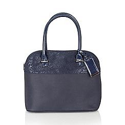 Lotus - Blue 'Arvida' tote bag