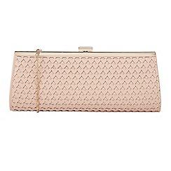 Lotus - Pink 'Littleton' matching clutch bags