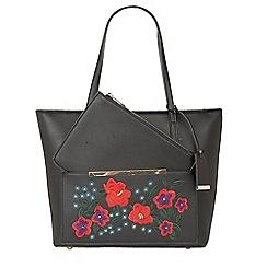 Lotus - Black 'Matisse' matching tote bag