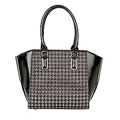 Lotus - Black 'Amitis' matching tote bag