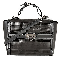 Lotus - Black 'Hennie' matching bag