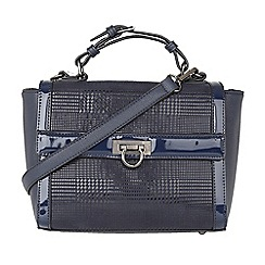 Lotus - Blue 'Hennie' matching bag