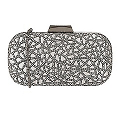 Lotus - Metallic 'Flicker' matching clutch bag