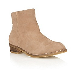 Lotus - Stone 'Hawk' ankle boots