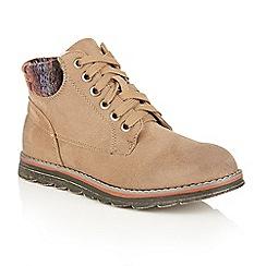 Lotus - Stone 'Akai' ankle boots