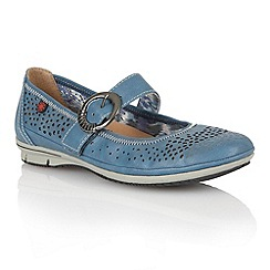 Lotus - Jeans blue 'Hingis' casual shoes