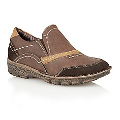 Lotus - Brown 'Milatos' casual shoes