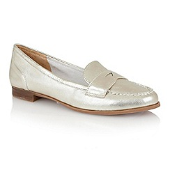 Lotus - Lotus platino 'Miami' loafers