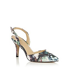Lotus - Green floral 'Bridgitte' courts