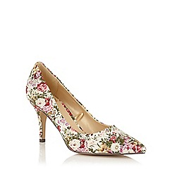 Lotus - Pink multi floral 'Jercia' courts