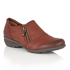 Lotus - Red Relife 'Kaley' casual shoes