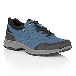 Lotus - Blue Relife 'Ivaria' lace up trainers