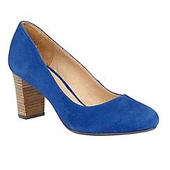 Lotus - Blue 'Gaize' courts