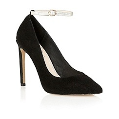 Lotus - Lotus black 'Sadie' court shoe