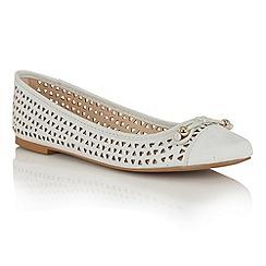 Lotus - Pale blue 'Addison II' ballet shoes