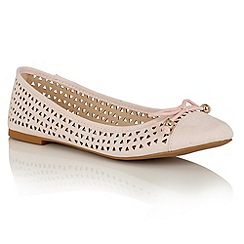 Lotus - Pink 'Addison II' ballet shoes