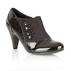 Lotus - Black 'Nemoli' shoe boots