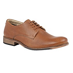 Lotus Since 1759 - Tan leather 'Camden' lace up shoes