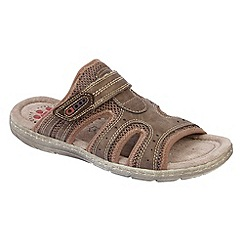 Lotus Since 1759 - Brown 'Ellsworth' sandals