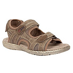 Lotus Since 1759 - Brown 'Cossford' sandals