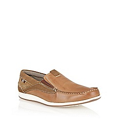 Lotus - Chestnut 'Robworth' deck shoes