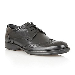 Lotus Since 1759 - Black 'Kingsheath' mens shoes