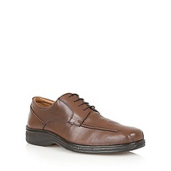 Lotus Since 1759 - Brown 'Morden' lace up shoes