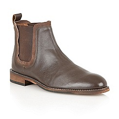 Lotus Since 1759 - Brown 'Burnley' mens boots