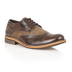 Lotus Since 1759 - Brown 'Stamford' mens shoes