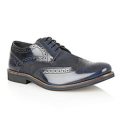 Lotus Since 1759 - Navy 'Stamford' mens shoes