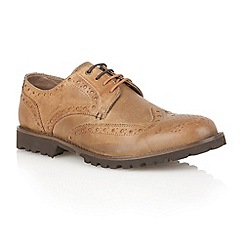 Lotus - Tan 'Dartford' mens shoes