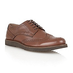 Lotus Since 1759 - Brown 'Chesham' mens shoes