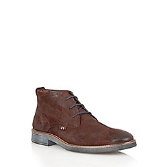 Lotus Since 1759 - Bordo 'Coventry' mens boots