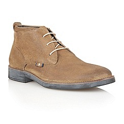 Lotus Since 1759 - Stone 'Coventry' mens boots