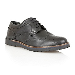 Lotus Since 1759 - Black 'Corby' mens shoes